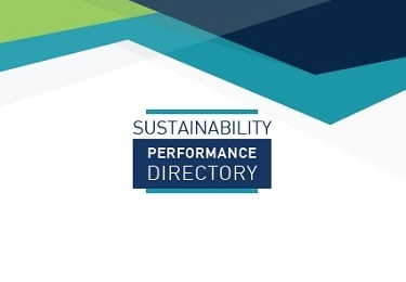 Παρουσίαση του Sustainability Performance Directory